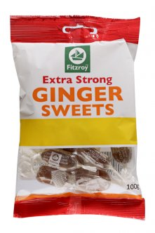 Extra Strong Ginger 100g