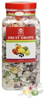 Assorted Fruit Drops 2kg