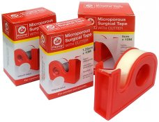 Microporous Surgical Tape 10M (Cutter)