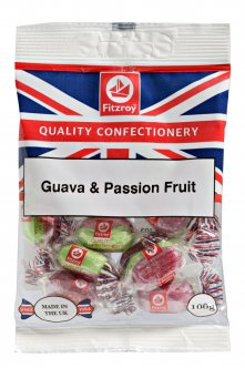 Guava & Passion Fruit 100g