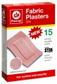 Fabric Plasters BIG 15's