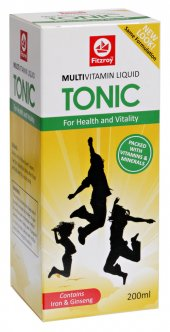 Multivitamin Liquid Tonic
