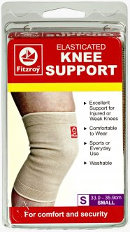 Elasticated Knee Supports